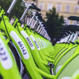 Rental bikes from the Far East expand Munich's bicycle market